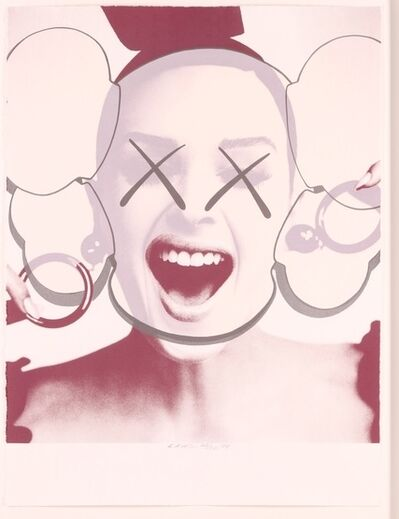 KAWS, 'Supermodel #2', 1999