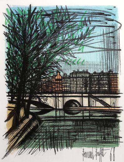 Bernard Buffet, 'La Seine', 1968