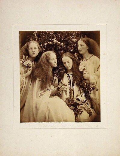 Julia Margaret Cameron, 'The Rosebud Garden of Girls', 1868