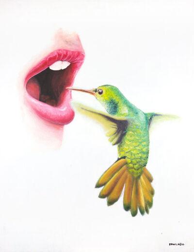Carlos Antonio Rancaño, 'Hummingbird', 2016