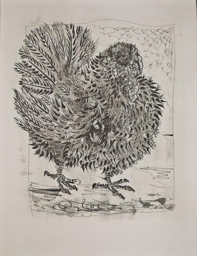 Pablo Picasso, 'Le Dindon (The Turkey)', 1936