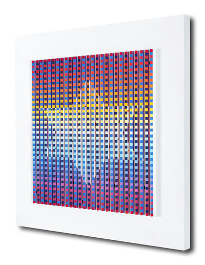 Yaacov Agam, 'Star of David Polymorph', 1983