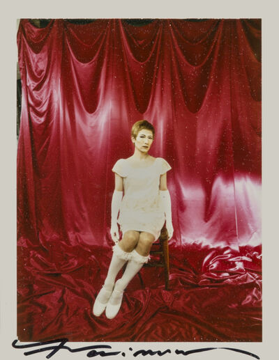 Yasumasa Morimura 森村 泰昌, 'A hundred polaroids #70', 1995-1996