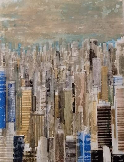 Gottfried Salzmann, 'New York', 2015