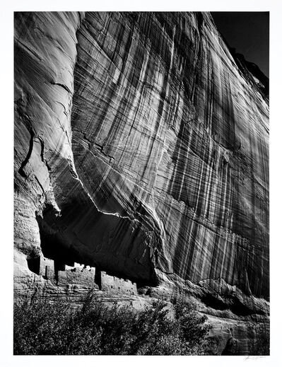 Ansel Adams, 'White House Ruin, Canyon de Chelly National Monument, Arizona', 1942