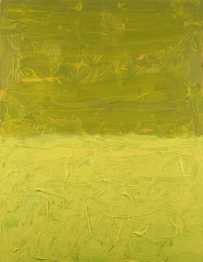 Frank Wimberley, 'Hansa Yellow', 2013