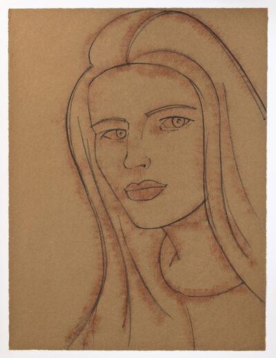Alex Katz, 'Portraits: Yvonne', 2002