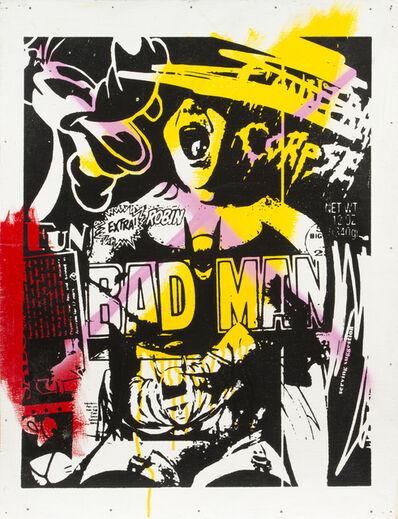 Ben Frost, 'Bad Man', 2008