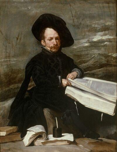 Diego Velázquez, ' Der Hofnarr Diego de Acedo', 1635
