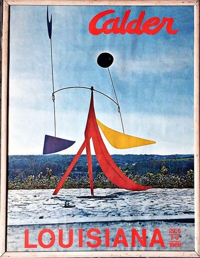 Alexander Calder, 'Louisiana Museum of Modern Art (Denmark) ', 1969