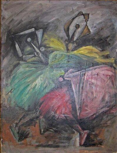 Hans Burkhardt, 'Ballerinas', 1949
