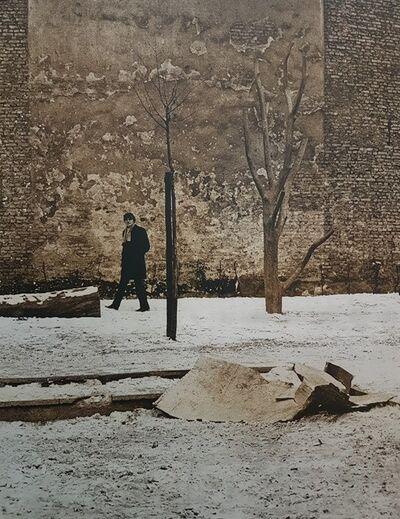 """Reiner Schwarz, '""""Reiner Schwarz"""" (I)', 1973"""