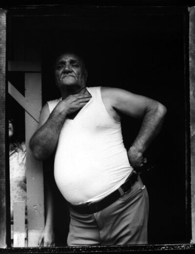 Bill Burke, 'Reverend William Beegle, Bellaire, Ohio', 1979