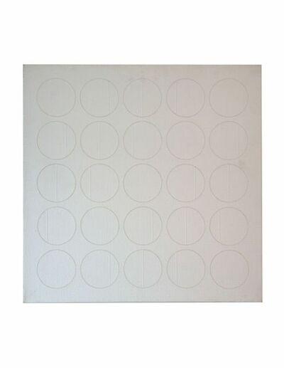 Siri Berg, 'White Series', 1977