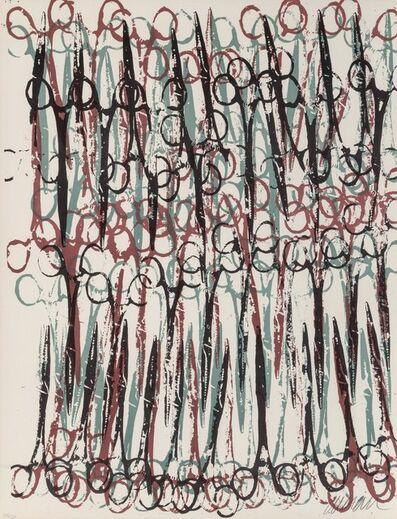 Arman (1928-2005), 'Gothic', 1977