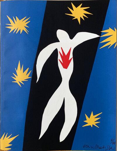 Henri Matisse, 'La Chut d'Icare', 1943