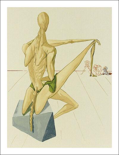 Salvador Dalí, 'Minos, Inferno, The Divine Comedy', 1960