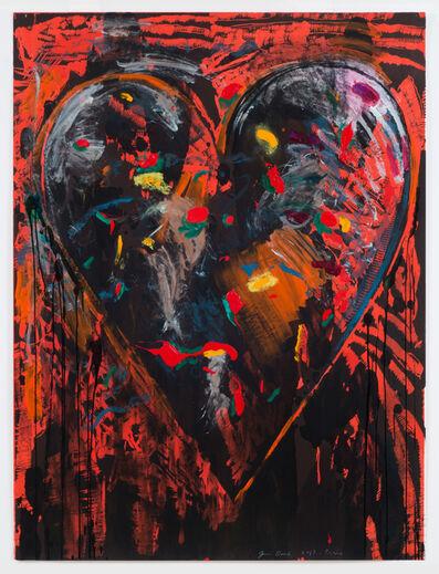 Jim Dine, 'Paris 2015, winter (D)', 2016