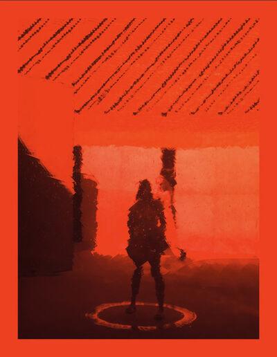 Max De Frost, 'YSL / Marrakech (Orange)', 2019