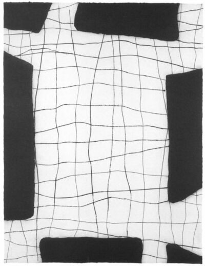 Ian McKeever, 'Colour Etching (h)', 1996