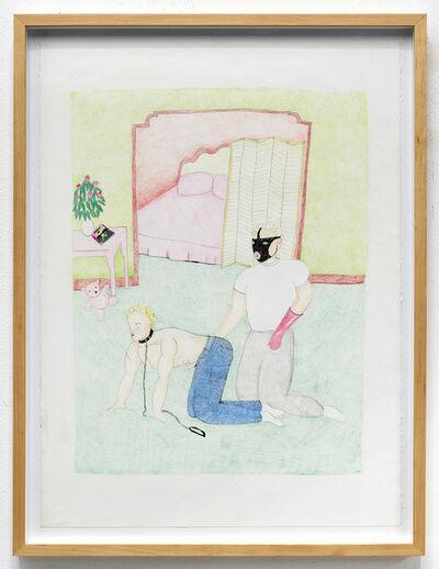 Claire Milbrath, 'Amphibian Blondes', 2018