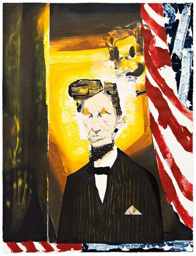 Barnaby Furnas, 'Abraham Lincoln', 2014
