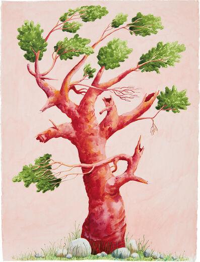 Nicolas Party, 'Tree', 2017