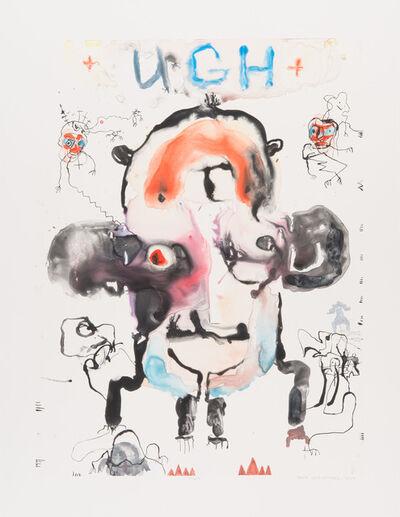 Brad Kahlhamer, 'UGH', 2019