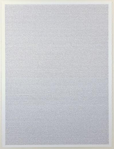Jon Poblador, 'Words (Adjectives)', 2020