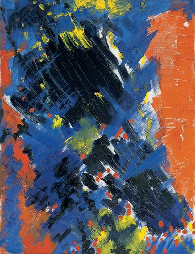 Max Ackermann, 'Vulkan', 1957