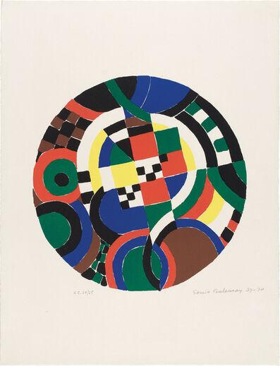 Sonia Delaunay, 'Ronde', 1937-70