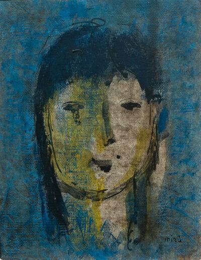 Tetsuo Mizu, 'A girl', 1987