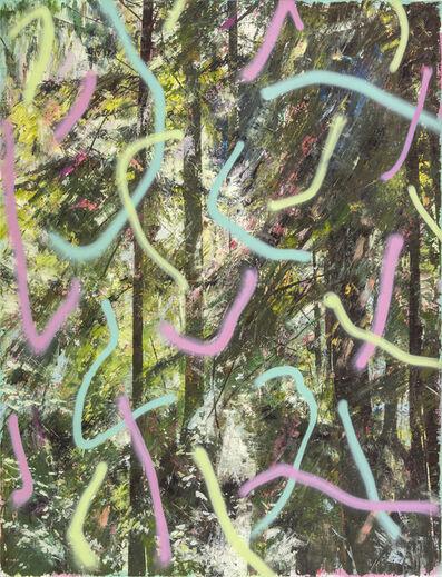 Una URSPRUNG, 'Untitled 33', 2017