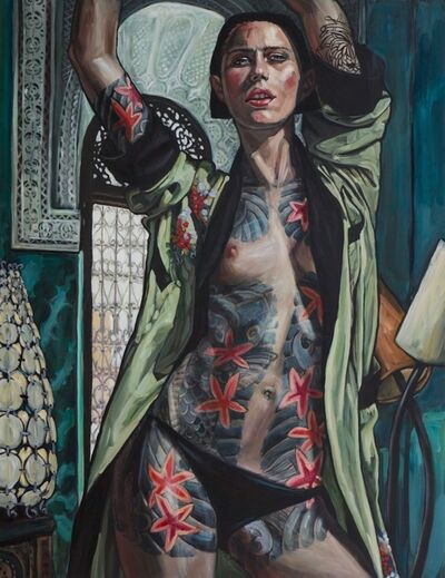 Belinda Eaton, 'Tattoo Girl VI', 2013