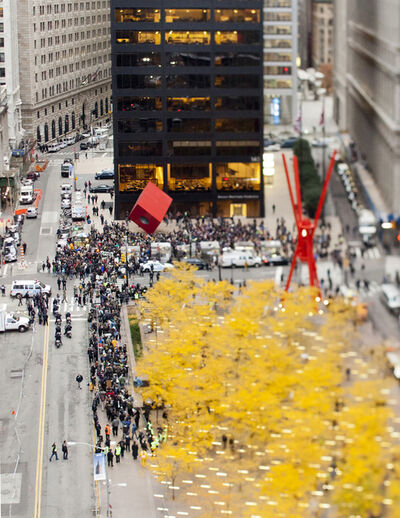 Susan Wides, 'Occupy Wall Street', 2011
