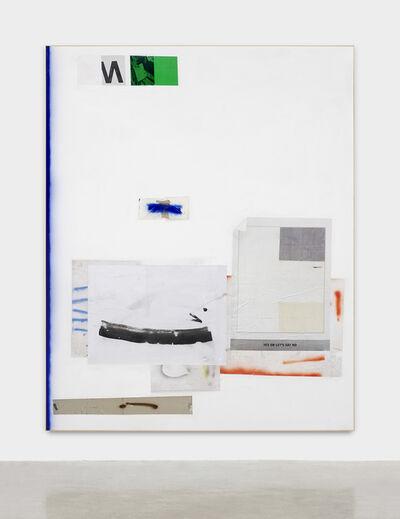 David Ostrowski, 'F (Desktop II)', 2019