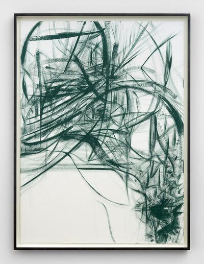 Nigel Cooke (b.1973), 'Two Figures in Pines', 2019
