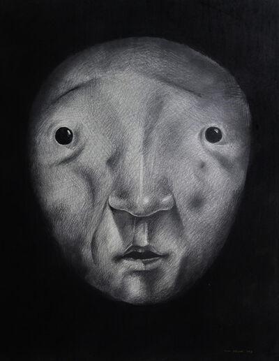 Iwan Effendi, 'Daydreaming face #3', 2019