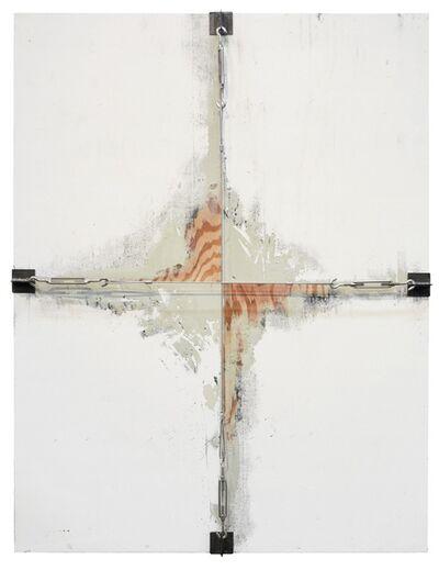 Noriyuki Haraguchi, 'Wall and Wire Rope 1', 2019