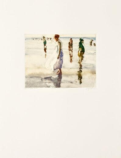 Richard Segalman, 'Coney Island Evening', 2013
