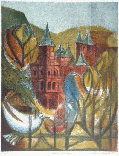 Bernard Brussel-Smith, 'Collonges la Rouge', 1973