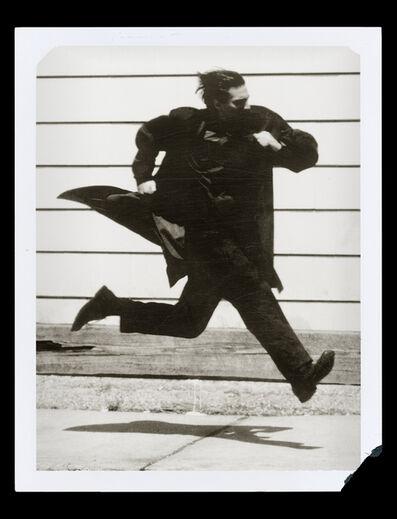 Albert Watson, 'Running Man, L'Uomo Vogue', 1992