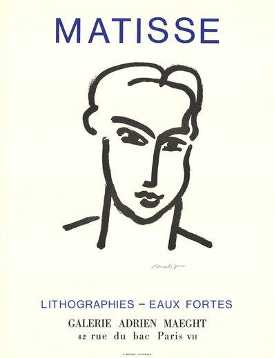 Henri Matisse, 'Katia', 1964