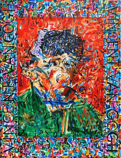 Mahjoub Ben Bella, 'Portrait de Van Gogh', N/A