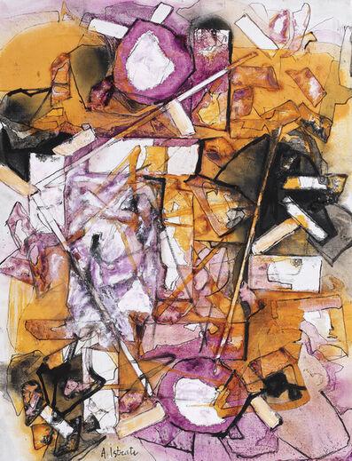 Alexandre Istrati, 'Violet', 1977