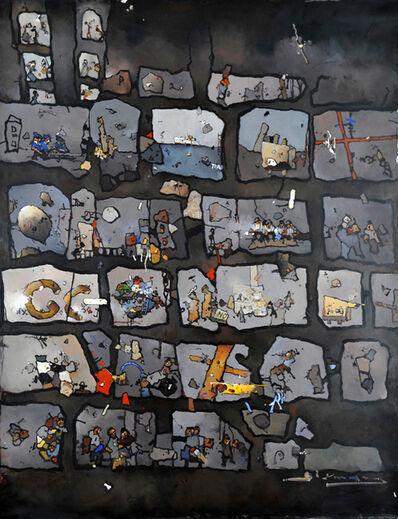 Bruno Widmann, 'El vuelo', 2015