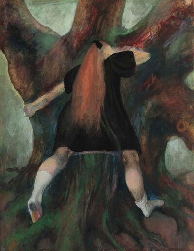 Pavel Tchelitchew, 'Untitled (Study for Hide-and-Seek)', ca. 1940