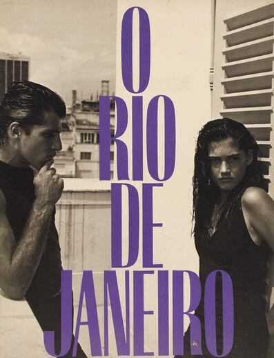 Bruce Weber, 'Rio de Janeiro, A Photographic Journal...'