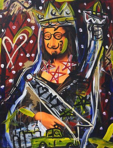 Domingo Zapata, 'Io Amo New York', 2020
