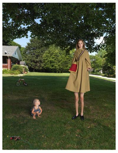 Julie Blackmon, 'Tall Girl', 2021
